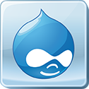 Drupal Logo- Crystal Clear SEO
