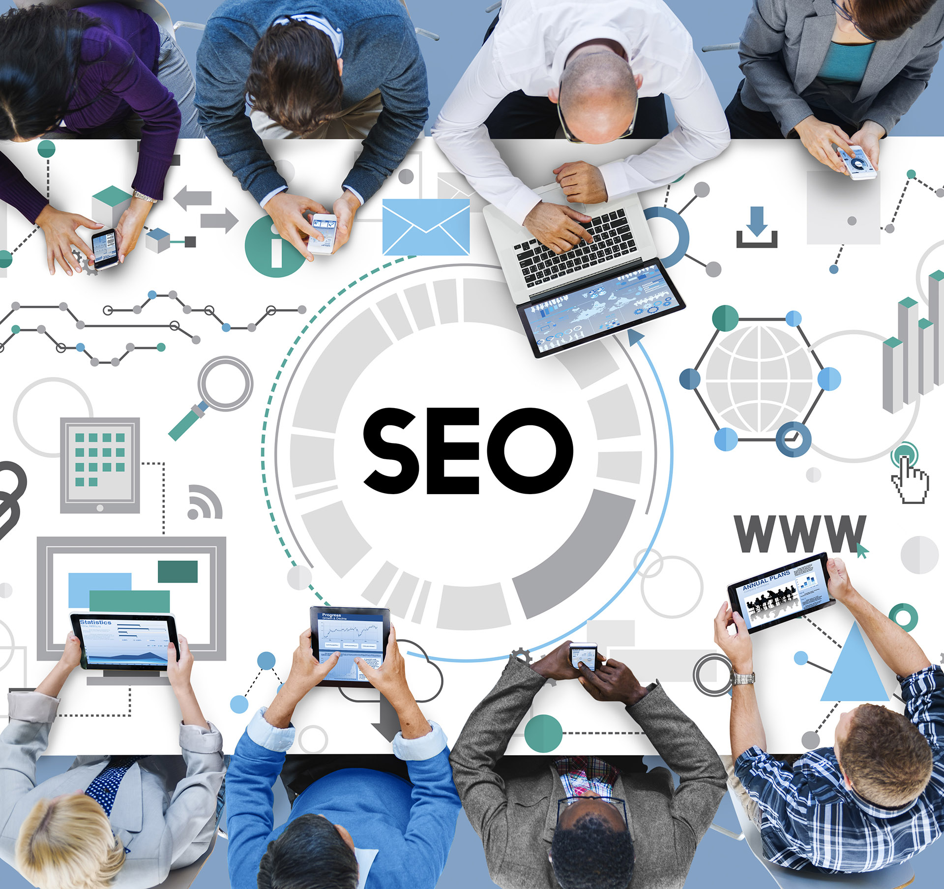 Search Engine Optimization-Crystal Clear SEO Springfield MO