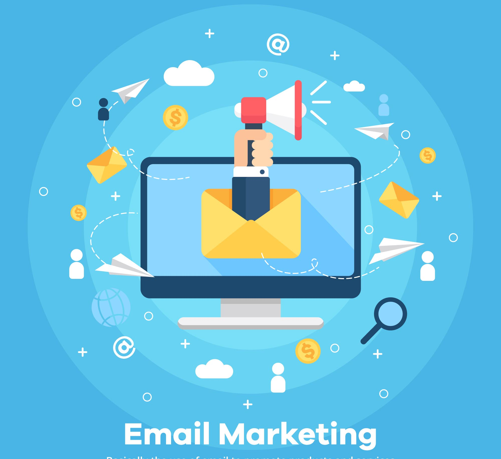 Email Marketing-Crystal Clear SEO